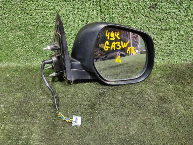 Зеркало Mitsubishi Rvr GA3W 4B10 2010 переднее правое (б/у)