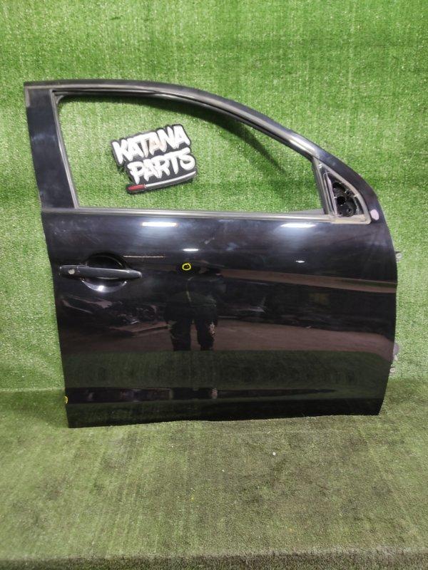 Дверь Mitsubishi Rvr GA3W 4B10 2010 передняя правая (б/у)