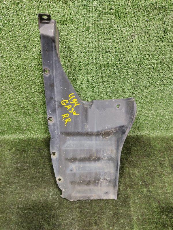Подкрылок Mitsubishi Rvr GA3W 4B10 2010 задний правый (б/у)