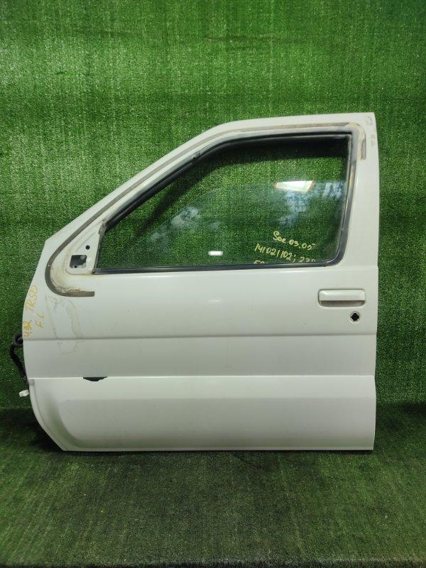 Дверь Nissan Terrano TR50 ZD30DDTI 2000 передняя левая (б/у)