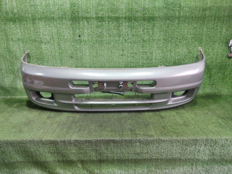 Бампер Mazda Bongo Friendee SGLR WLT 1998 передний (б/у)