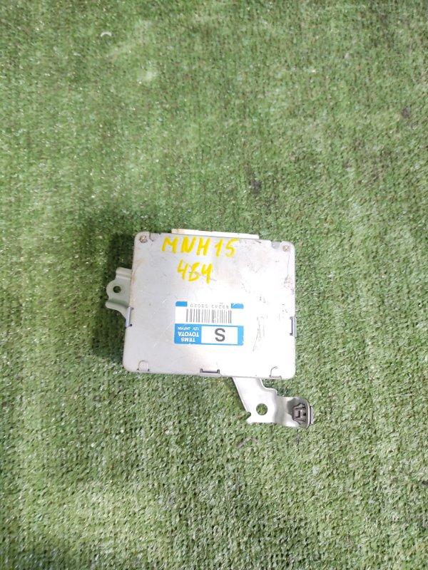 Блок управления Toyota Alphard MNH15 1MZFE 2002 (б/у)
