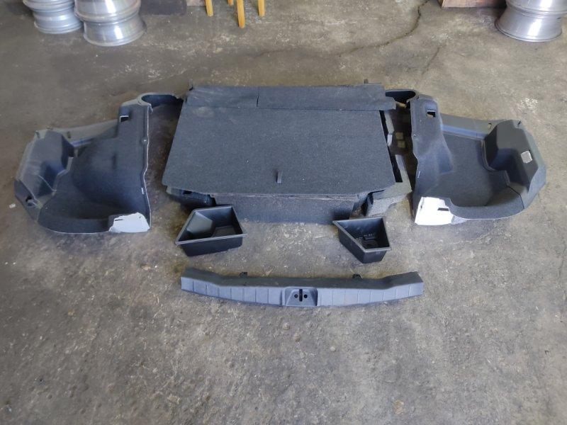 Обшивка багажника Mitsubishi Rvr GA3W 4B10 2010 (б/у)