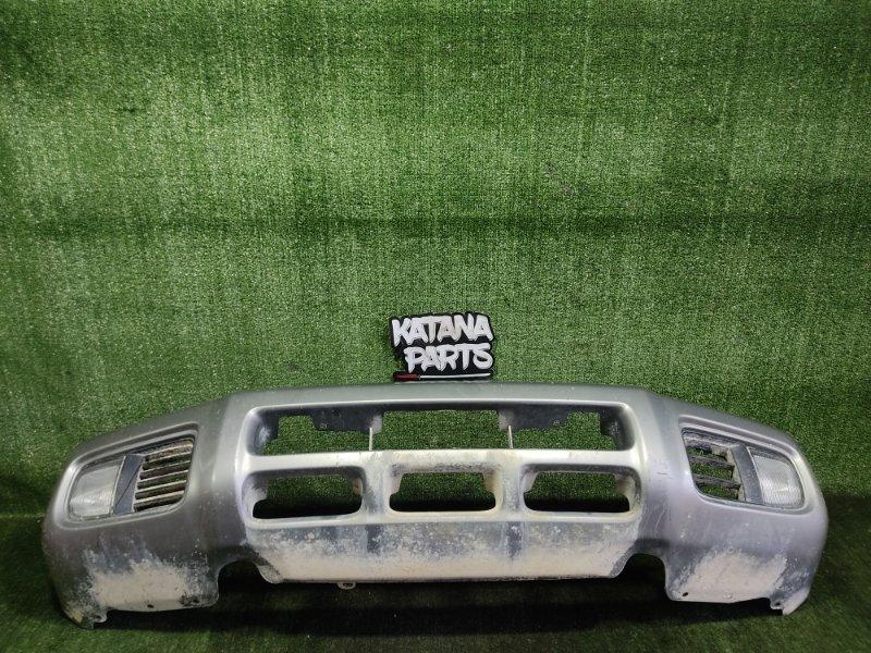 Бампер Nissan Terrano TR50 ZD30DDTI 2000 передний (б/у)
