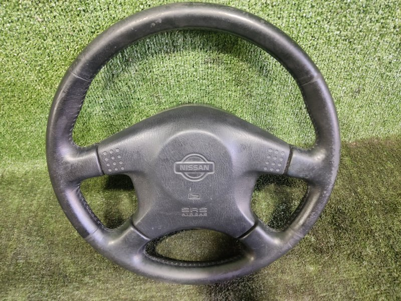Руль с airbag Nissan R'nessa PNN30 KA24DE 1997 (б/у)