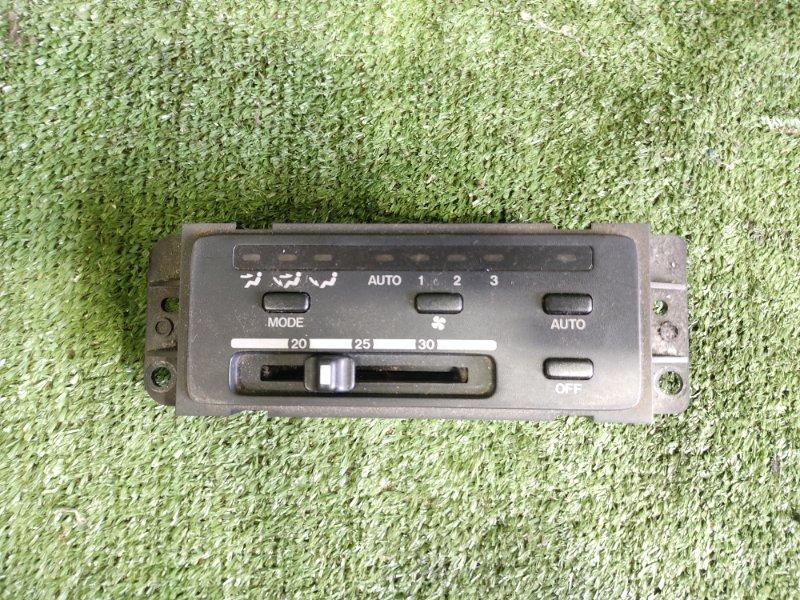 Блок управления климатконтроля Mazda Bongo Friendee SGLR WLT 1998 задний (б/у)