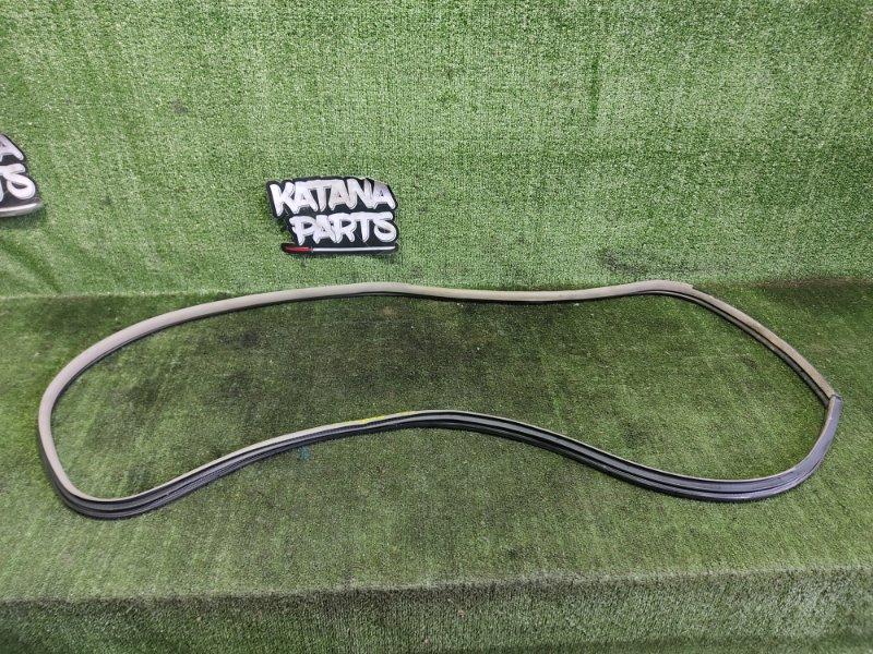 Уплотнительная резинка дверей Nissan R'nessa PNN30 KA24DE 1997 передняя левая (б/у)