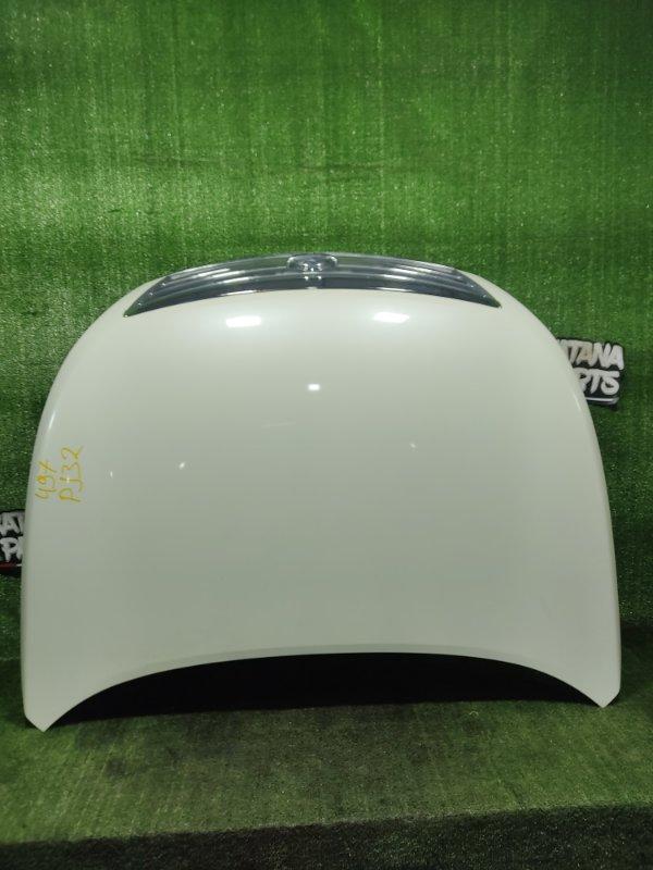 Капот Nissan Teana PJ32 VQ35DE 2010 (б/у)