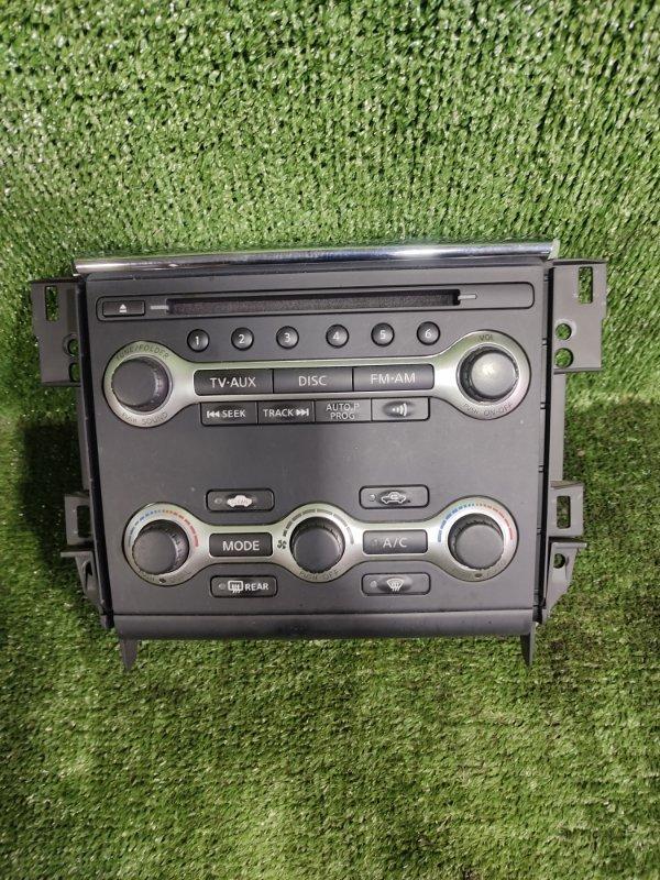 Блок управления климат-контролем Nissan Teana PJ32 VQ35DE 2010 (б/у)