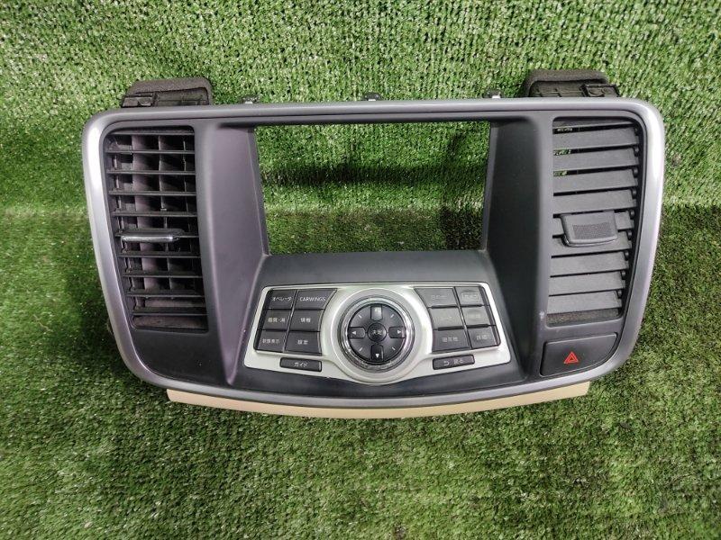 Консоль магнитофона Nissan Teana PJ32 VQ35DE 2010 (б/у)