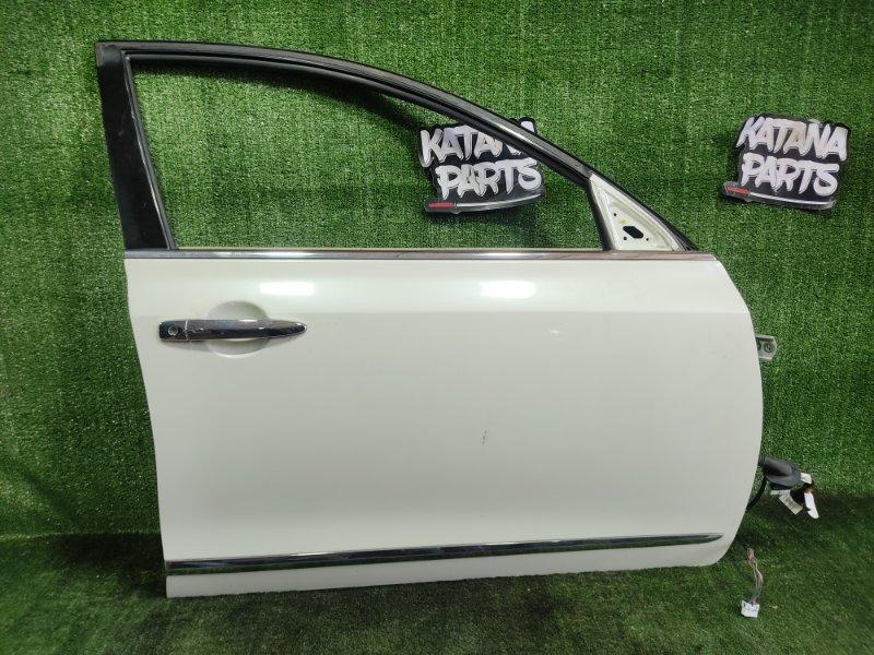 Дверь Nissan Teana PJ32 VQ35DE 2010 передняя правая (б/у)