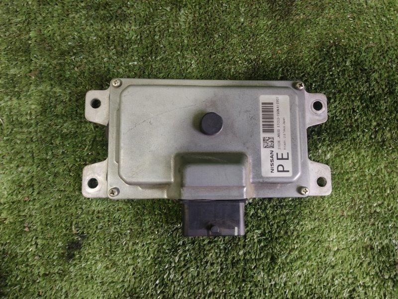 Блок управления акпп Nissan Teana PJ32 VQ35DE 2010 (б/у)