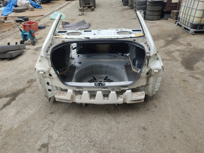 Задняя часть а/м Nissan Teana PJ32 VQ35DE 2010 задняя (б/у)