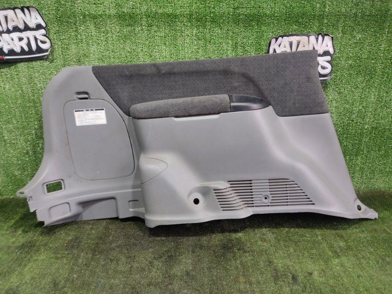 Обшивка багажника Toyota Ipsum ACM26 2AZFE 2002 задняя левая (б/у)