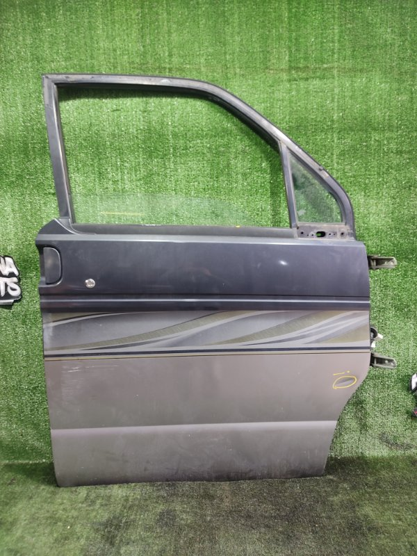 Дверь Mazda Bongo Friendee SGLR WLT 1998 передняя правая (б/у)