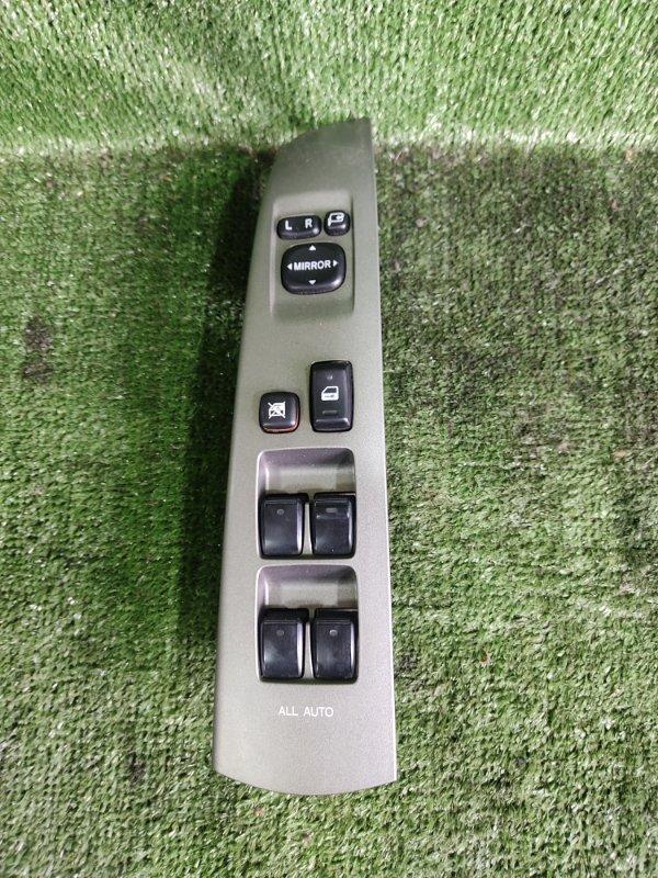 Блок управления стеклами Toyota Prius NHW20 1NZFXE 2004 передний правый (б/у)