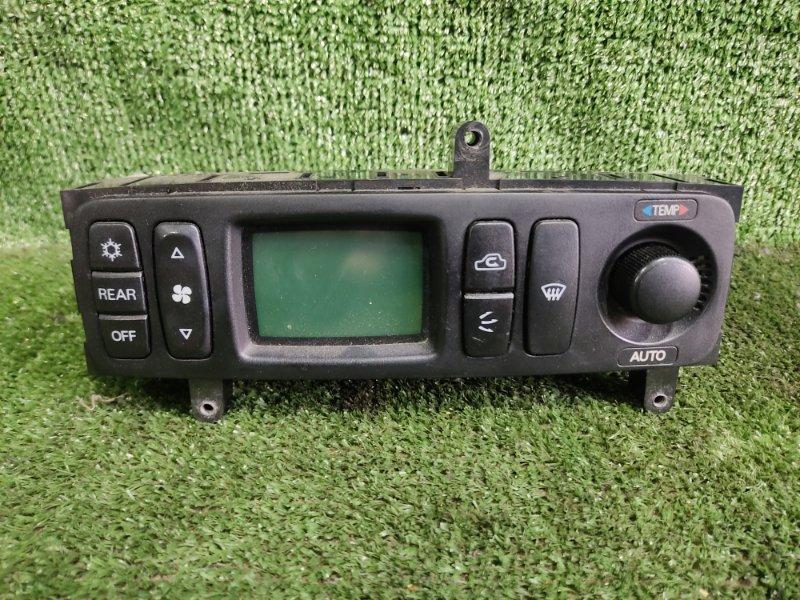 Блок управления климат-контролем Mitsubishi Pajero V45W 6G74 1997 (б/у)