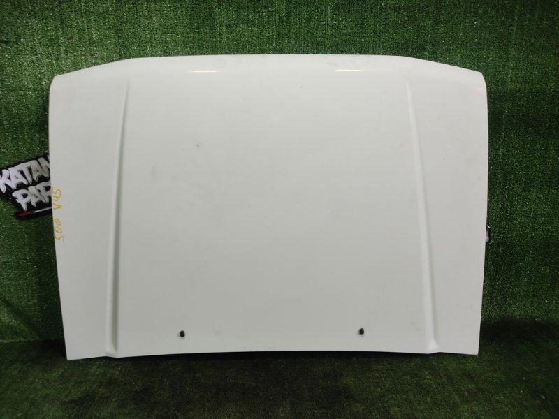 Капот Mitsubishi Pajero V45W 6G74 1997 (б/у)
