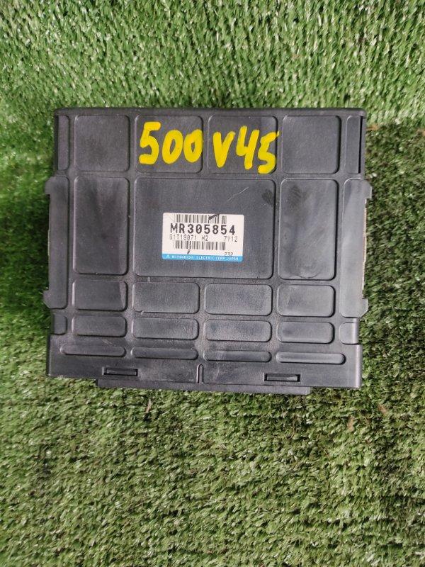 Блок управления акпп Mitsubishi Pajero V45W 6G74 1997 (б/у)