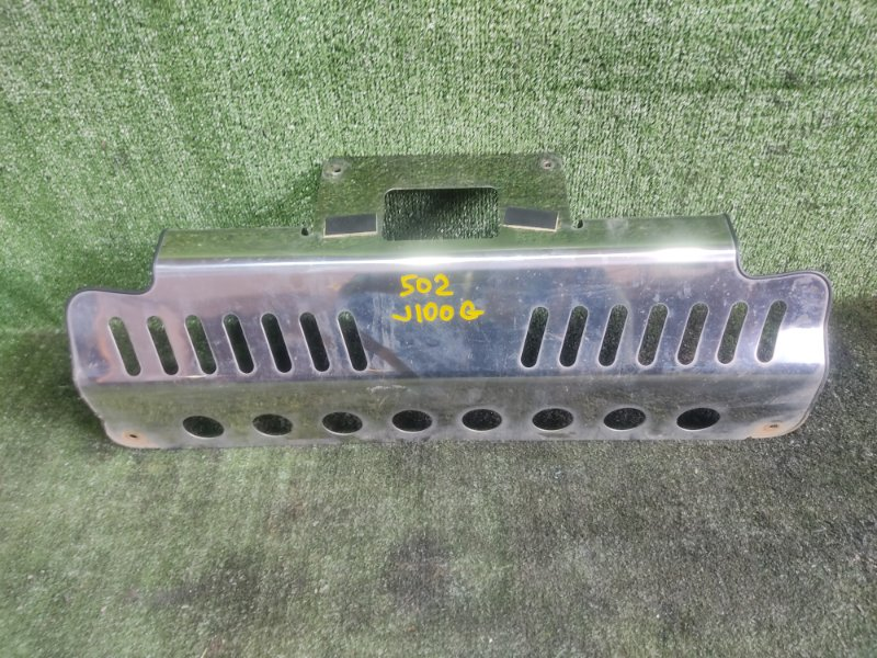 Защита бампера Daihatsu Terios J100G HCEJ 1998 передняя (б/у)