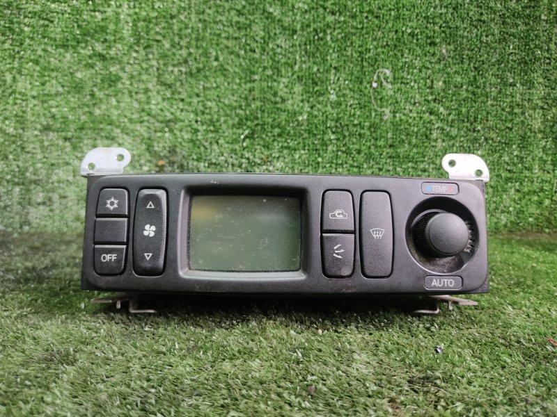 Блок управления климат-контролем Mitsubishi Challenger K99W 6G74 1998 (б/у)