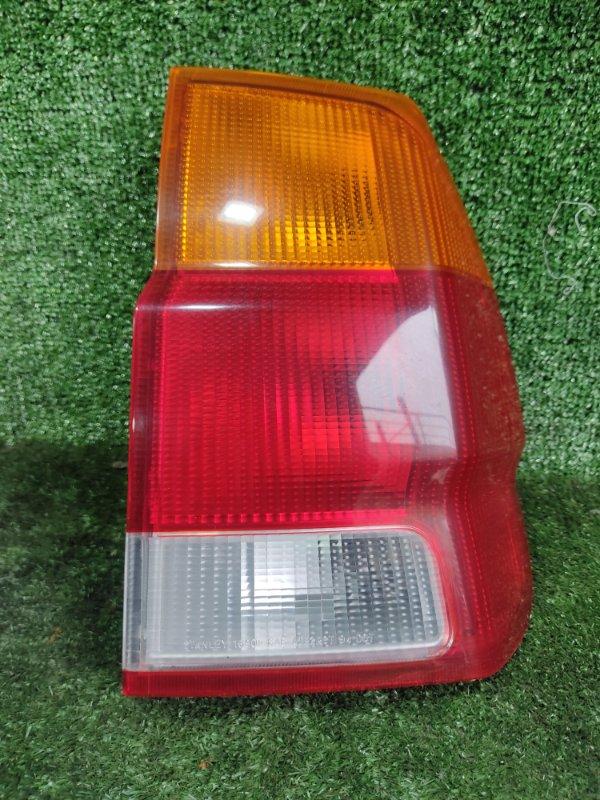Стоп-сигнал Mitsubishi Challenger K99W 6G74 1998 задний правый (б/у)