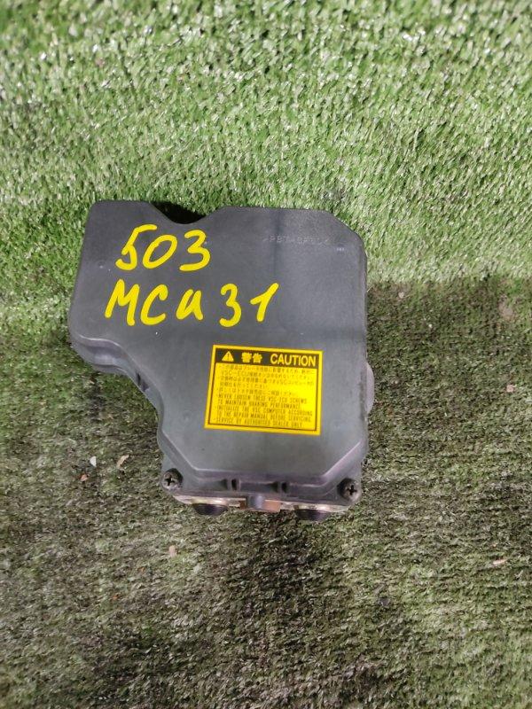 Блок abs Toyota Harrier MCU31 1MZFE 2003 (б/у)