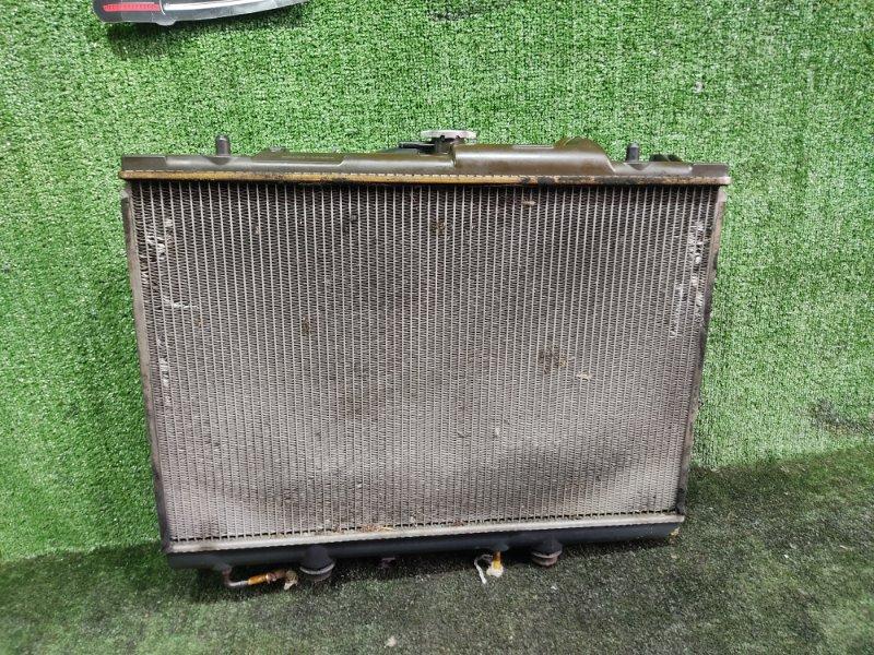 Радиатор основной Mitsubishi Challenger K99W 6G74 1998 (б/у)
