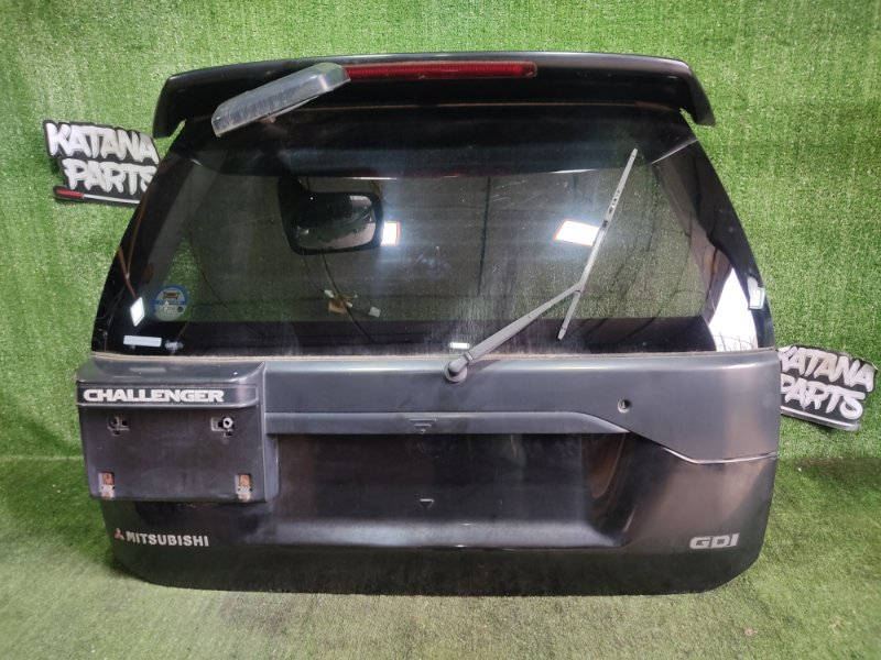 Дверь 5-я Mitsubishi Challenger K99W 6G74 1998 (б/у)