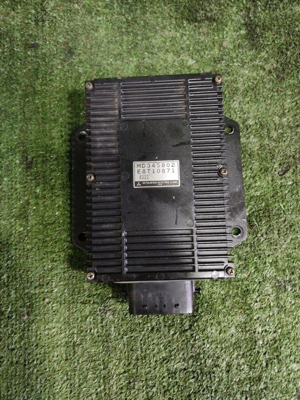 Блок управления форсунками Mitsubishi Challenger K99W 6G74 1998 (б/у)