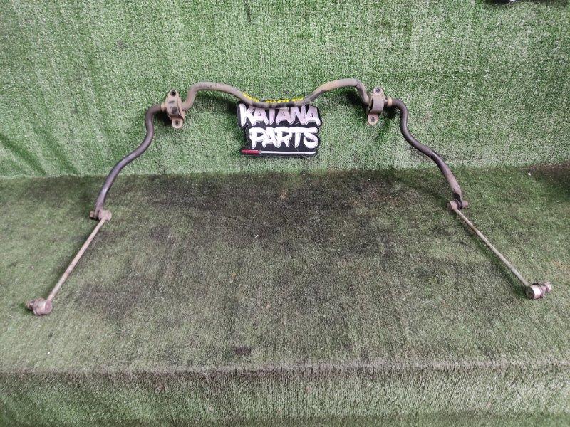 Стабилизатор Toyota Vitz NSP135 1NRFE 2012 передний (б/у)