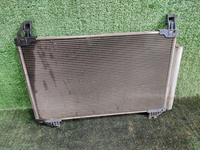 Радиатор кондиционера Toyota Vitz NSP135 1NRFE 2012 (б/у)
