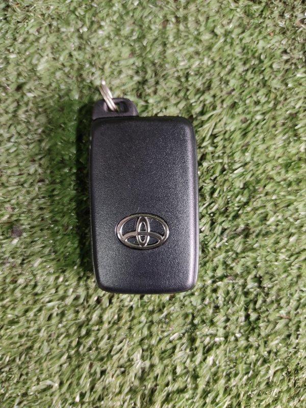 Ключ зажигания Toyota Vitz NSP135 1NRFE 2012 (б/у)