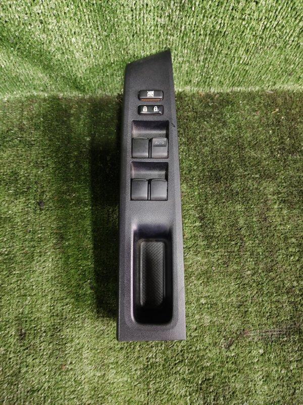 Блок управления стеклами Toyota Vitz NSP135 1NRFE 2012 передний правый (б/у)