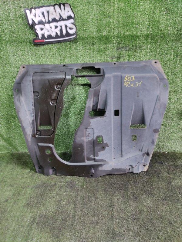 Защита двигателя Toyota Harrier MCU31 1MZFE 2003 (б/у)