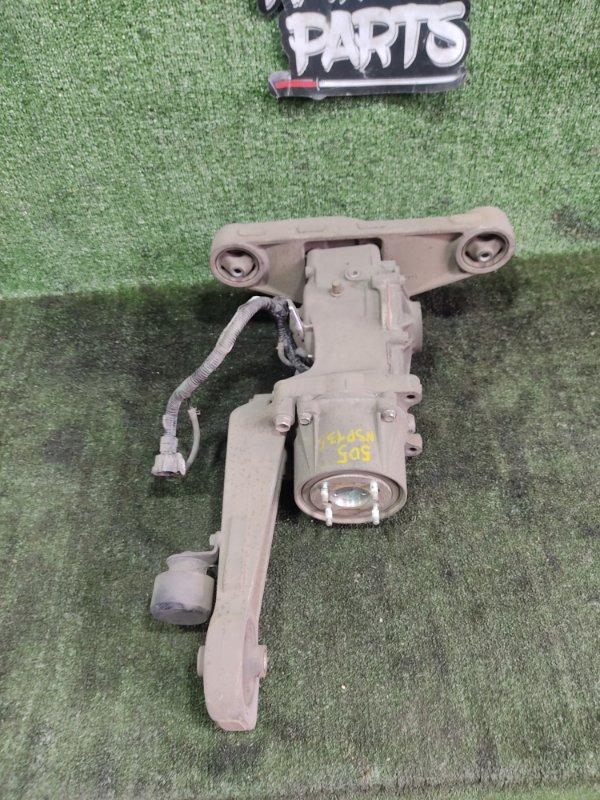 Редуктор Toyota Vitz NSP135 1NRFE 2012 задний (б/у)