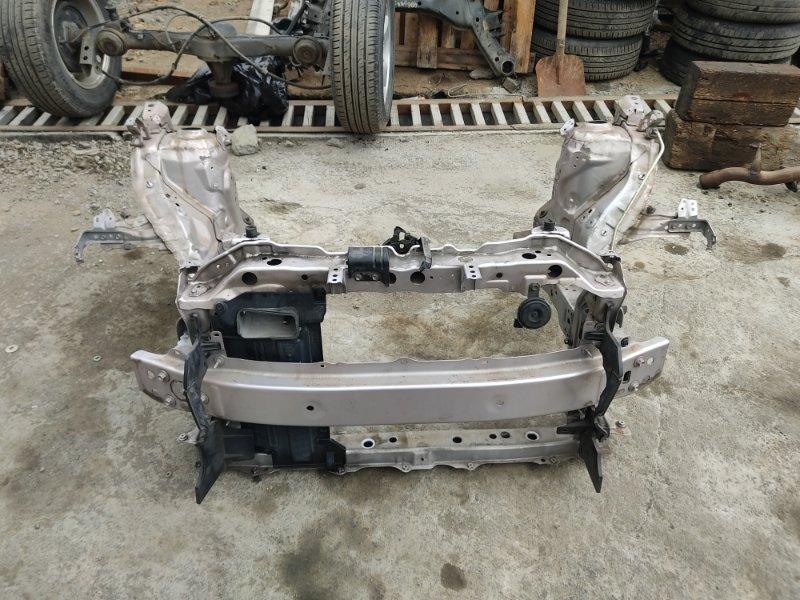 Телевизор Toyota Vitz NSP135 1NRFE 2012 (б/у)