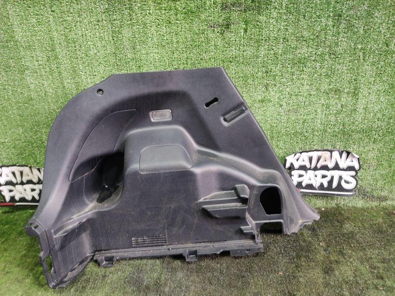 Обшивка багажника Toyota Vitz NSP135 1NRFE 2012 задняя левая (б/у)