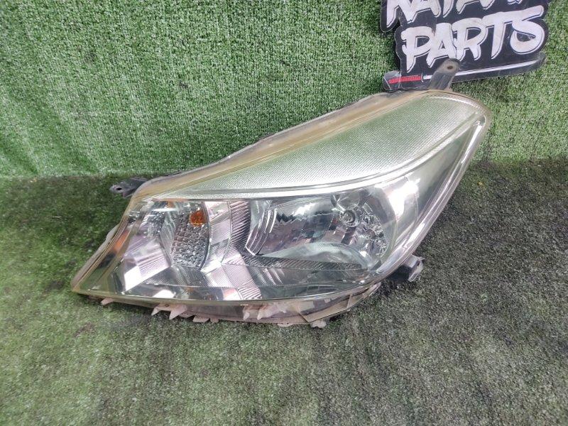 Фара Toyota Vitz NSP135 1NRFE 2012 передняя левая (б/у)