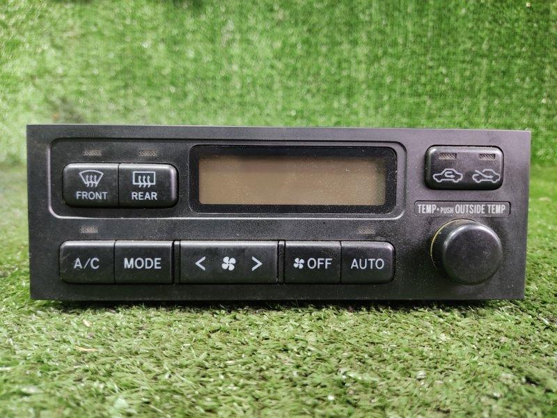 Блок управления климатконтроля Toyota Camry Gracia SXV20 5SFE 1998 (б/у)