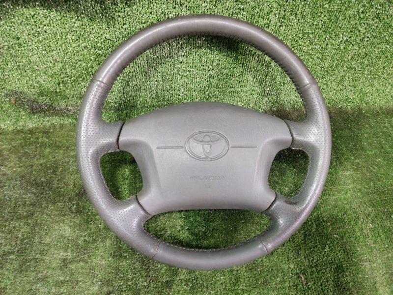 Руль с airbag Toyota Camry Gracia SXV20 5SFE 1998 (б/у)