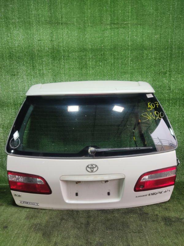 Дверь 5-я Toyota Camry Gracia SXV20 5SFE 1998 (б/у)