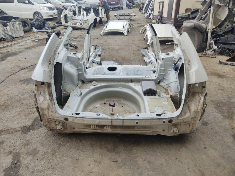 Задняя часть а/м Toyota Mark Ii Qualis SXV20 5SFE 1998 задняя (б/у)
