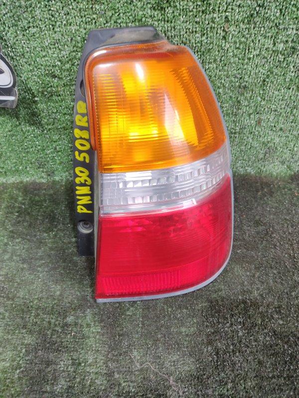 Стоп-сигнал Nissan R'nessa PNN30 KA24DE 1997 задний правый (б/у)