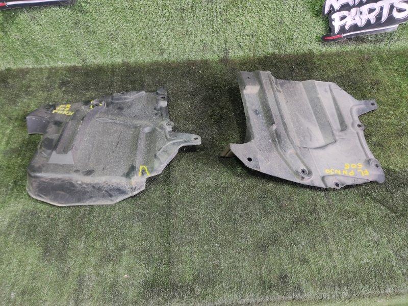 Защита двигателя Nissan R'nessa PNN30 KA24DE 1997 передняя (б/у)