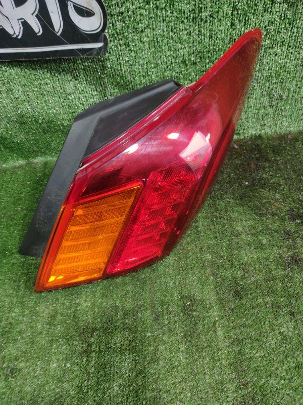 Стоп-сигнал Nissan Murano PNZ51 VQ35DE 2008 задний правый (б/у)