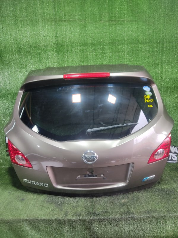 Дверь 5-я Nissan Murano PNZ51 VQ35DE 2008 (б/у)