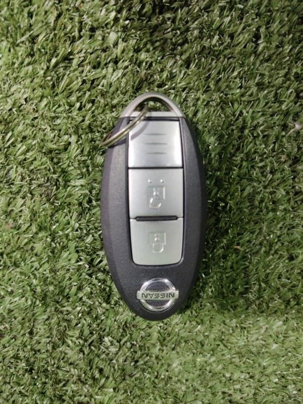 Ключ зажигания Nissan Murano PNZ51 VQ35DE 2008 (б/у)