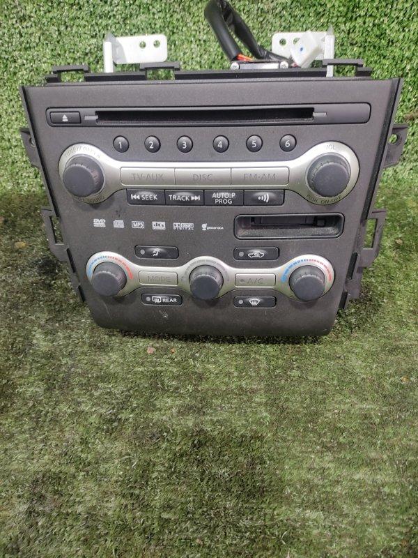 Магнитофон Nissan Murano PNZ51 VQ35DE 2008 (б/у)