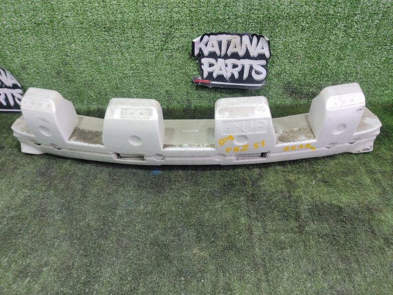 Усилитель бампера Nissan Murano PNZ51 VQ35DE 2008 задний (б/у)